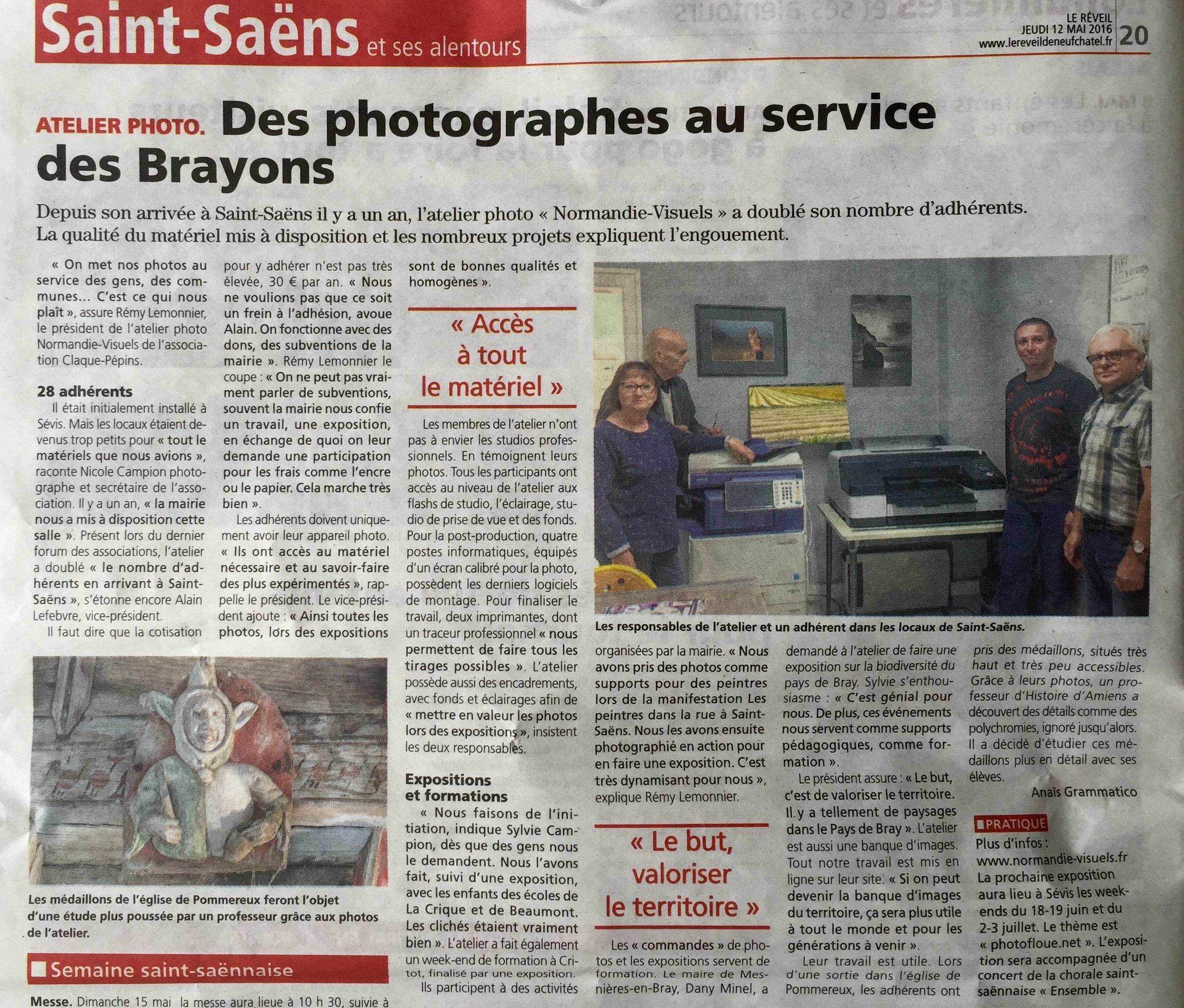 Article -reveil-05-2016